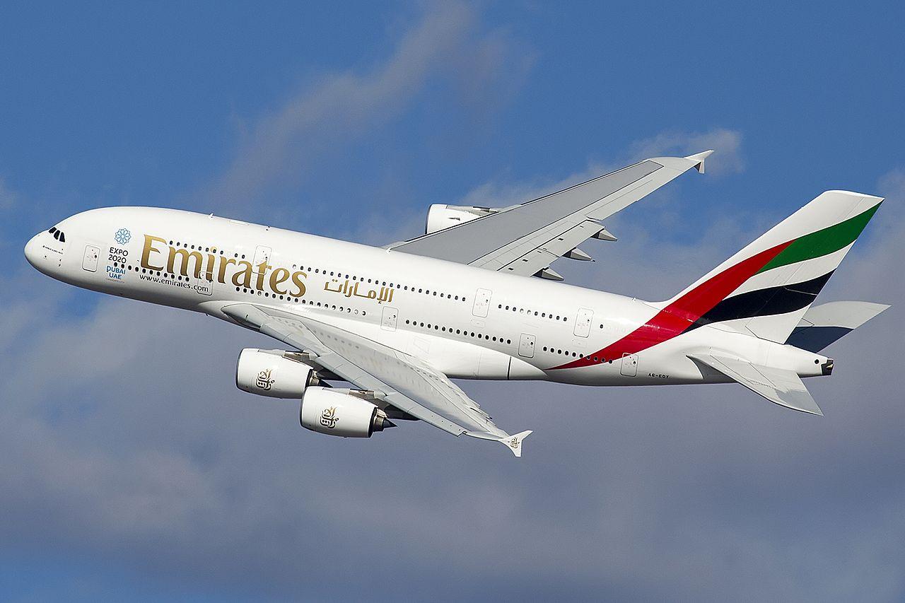 Airbus  A380  –  Verdens  største  passasjerfly