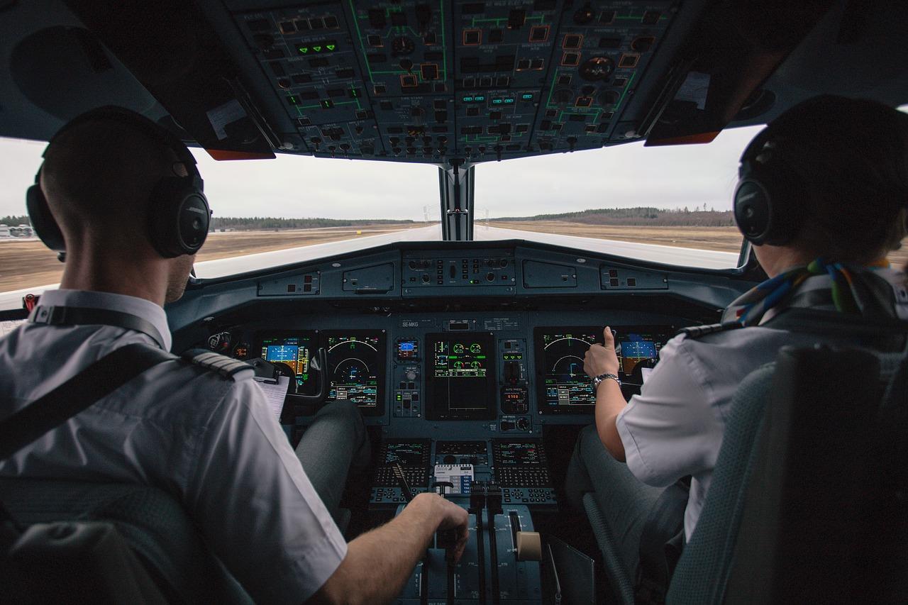Hvordan  blir  man  pilot?