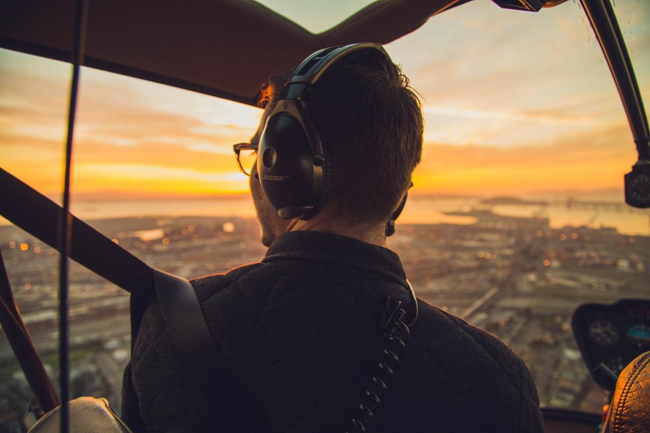 Hvordan får man jobb som pilot?